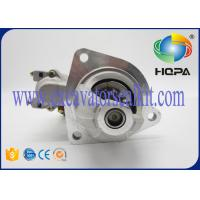 Quality PC220LC-3 PF5-1 S6D105 Excavator Starter Motor Metal Matarial 600-813-4120 for sale