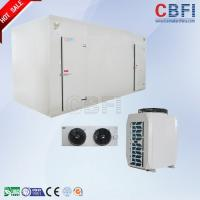 Wholesale 50mm - 200mm Thickness Commercial Freezer Room , Cold Room Chiller With Imported Compressor from china suppliers