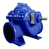 High Head Double Suction Industrial Centrifugal Pumps Single Stage Split Case