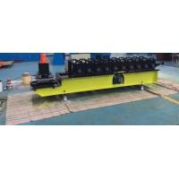 Wholesale Metal Frame Stamping Rolling Shutter Door Frame Roll Forming Machine 0.3 - 0.7mm Thick from china suppliers