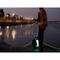 Buy cheap safety guide glowing neon line rope from wholesalers