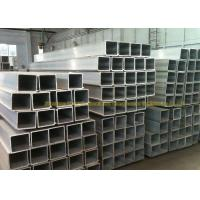 Corrosion Resistant 2 x 2 Galvanized Steel Square Tubing For Structure Pipe