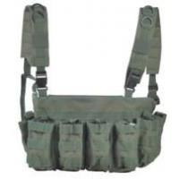 Wholesale Adjustable Swat Tactical Gear Military Vest AK-47 Bellyband Clip Bag from china suppliers