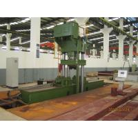 Buy cheap 7m Length Straigtening press 4 Colunm Type Pressing Machine Bend 450mm Alloy Pole from wholesalers