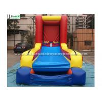 Wholesale Amazing Inflatable Skee Ball Game For Kids Rolling N Scoring Challenge from china suppliers
