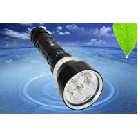 Wholesale Professional Underwater 100m LED Dive Torch 6500k Underwater Flashlight from china suppliers