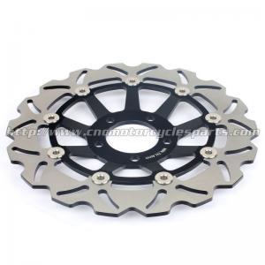 Wholesale 300mm Motorcycle Brake Disc Brake Kits SUZUKI Marauder 800 Aluminum Front Black from china suppliers