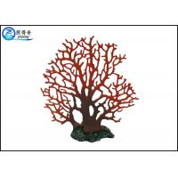 Wholesale Customized Tree Design Polyresin Aquarium Tank Decorations Fish Coral Ornaments from china suppliers