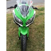 Buy cheap Four Stroke 250CC Electric Starter Motorcycles With Front Hand Brake 100KM/H from wholesalers