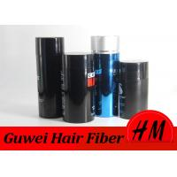 Wholesale 100% Colorfast Cotton Hair Fibers Thinning Hair Cover Up Powder For Male from china suppliers