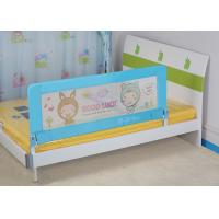 Wholesale Blue Home Bed Safety Rails , Foldable Youth Kids Bed Safety Rail For Twin Bed from china suppliers