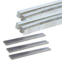 Wholesale Q195 Q235 Q345 Galvanized Structural Construction Steel Flat Bars 6mm for buildings from china suppliers