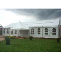 Wholesale Waterproof White Marquee Wedding Canopy Tent , Luxury Garden Wedding Marquee from china suppliers