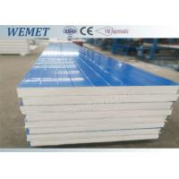 Buy cheap EPS fire proof insulated wall panel for steel warehouse, prefabricated hosue from wholesalers