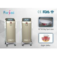 Wholesale wrinkle removal treatments ipl IPL SHR Elight 3 In 1  FMS-1 ipl shr hair removal machine from china suppliers