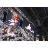 Wholesale Light Weight Cabinet Indoor LED Screen For Exhibitions 1200cd/m2 from china suppliers