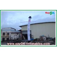 Wholesale Advertising Inflatable Air Dancer Single Leg H3m - H8m Rip-stop Nylon Durable from china suppliers