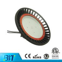 Quality DLC 0-10v High Bay Industrial Lighting , Dimmable Led High Bay Meanwell Driver for sale