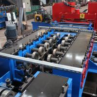 Wholesale GI Stainless Steel Cladding Cable Tray Manufacturing Machine Double Chain Drive from china suppliers
