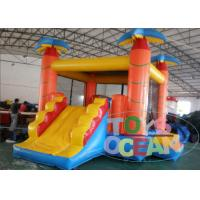 Wholesale Monkey Jungle Inflatable Jumping Bounce House 4 in 1 Combo For Kid Playing Park from china suppliers