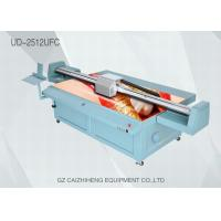 Wholesale Automatic CMYK UV Flatbed Printing Machine USB2.0 Galaxy UD-2512UFW from china suppliers