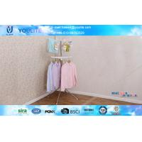 Wholesale Collapsible Kitchen Towel Rack Hanger Stainless Steel with Socks Clip from china suppliers
