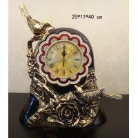 Wholesale antique bird design bedside table clocks from china suppliers