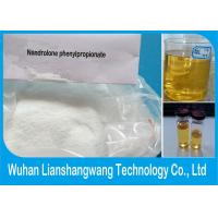 Wholesale 99.5% Injectable Npp Nandrolone Phenylpropionate Durabolin Steroid CAS 62-90-3 from china suppliers