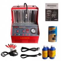 Wholesale LAUNCH CNC-602A Fuel Injector Cleaner Machine & Tester 220V - Ultrasonic Cleaning from china suppliers