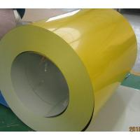 Wholesale 40 - 275 g/m2 Zinc Coating 700 -1250mm Width EN 10169 DX51D+Z Color Coated Steel Coil from china suppliers