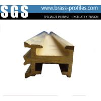 Wholesale New Popular C38500 C3604 Decorative Windows Frame Brass Profiles from china suppliers
