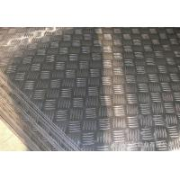 Wholesale Anti Skidding Bright Finish Aluminum Tread Plate For Building Plate / Sheet from china suppliers