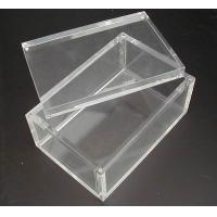 Wholesale Acrylic Box  Lucite case  Plexiglas Box from china suppliers