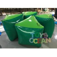 Wholesale Playground Inflatable Paintball Bunkers / Inflatable Tombstones For Shooting Game from china suppliers