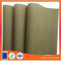 Wholesale Pvc woven Textilene fabric placemats and table mats manufacturer from china suppliers
