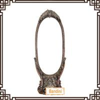 Wholesale Hot Sale Floor Stand Large Full-Length Dressing Mirror / Home Luxury Decorative Frame Mirrors 1141HBW from china suppliers