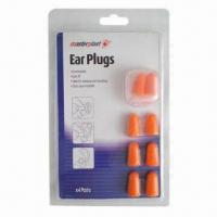Wholesale Promotional Travel Earplugs Set, Available in Various colors, ODM and OEM Orders are Welcome from china suppliers