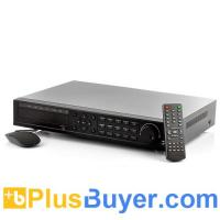 Buy cheap 32 Channel DVR Security System (1TB, 4 SATA HDD Docks, 1920x1080, H.264) from wholesalers