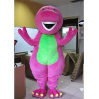 Wholesale Popular Barney Mascot Costume  from china suppliers