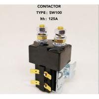 Wholesale Forklift Motor Reversing Contactor SW100P ITH 125A / Forklift Parts from china suppliers