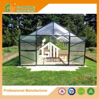 Wholesale 406x406x273cm Green Color Durable 15 Years Warranty Aluminum Flowerhouse from china suppliers