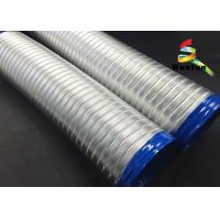 Wholesale Semi Rigid Flexible Aluminum Ducting Flexible Duct Pipe For House Ventilation from china suppliers