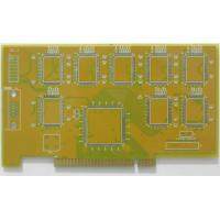 Wholesale Professional ENIG FR4 base gold finger board , multilayer hdi pcb circuit board UL , RoHS from china suppliers