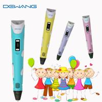 Wholesale Safe Single Hand Drawing Creo Pop 3d pen printer 220 x 170 x 70 mm from china suppliers