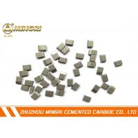 Wholesale TCT CuttingTungsten Carbide Saw Tips suitable for stainless steel , color steel plate from china suppliers