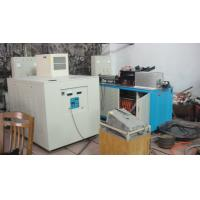 Wholesale industrial 300KW Super Audio Frequency Induction Heating Equipment with Forging Furnace from china suppliers