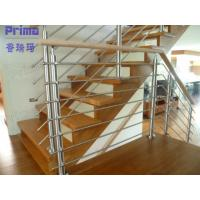 Quality 2015 New Fashion Balcony Design Rod Stainless Steel Balustrade for sale