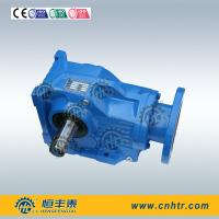 Wholesale IEC Standard Flange Bevel Gear Reducer Helical Gearing Arrangement CE ISO9001 from china suppliers