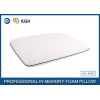 Buy cheap Classic Bamboo Traditional Memory Foam Pillow 60x40cm For Deep Sleep from wholesalers