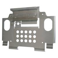 Buy cheap High quality Electrical stamping part, Small metal electrical part from wholesalers